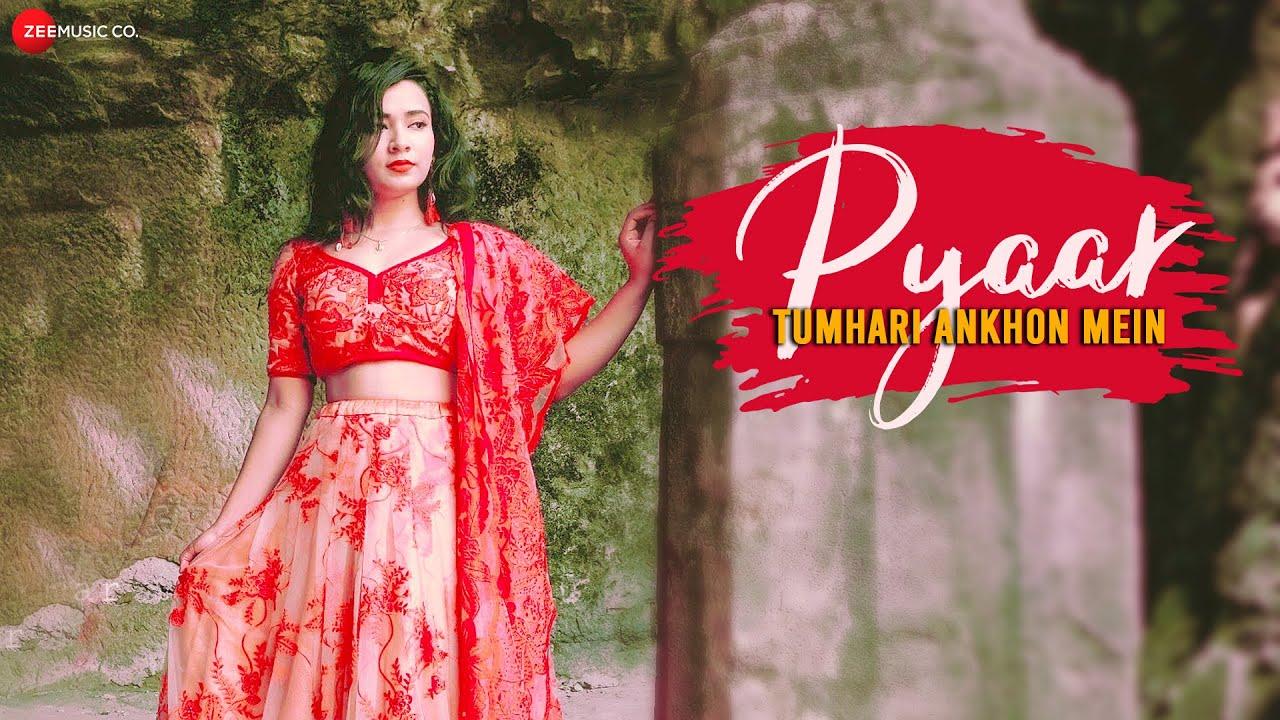 Pyaar Tumhari Ankhon Mein - Official Music Video | Keshav Kumar, Ashish Upadhyay, Soumee S, Pincky B