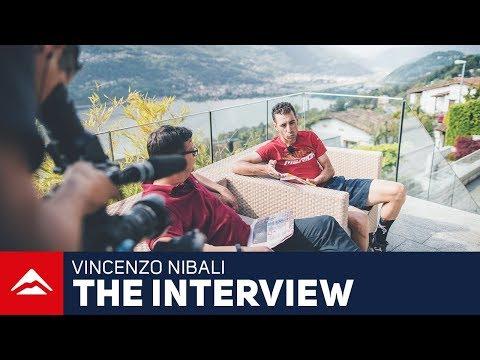 Vincenzo Nibali - the interview