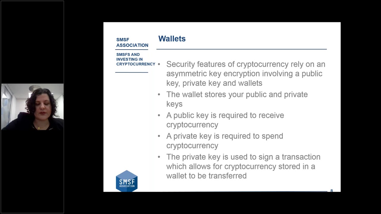 Bitcoin and crypto-currency investment in an SMSF