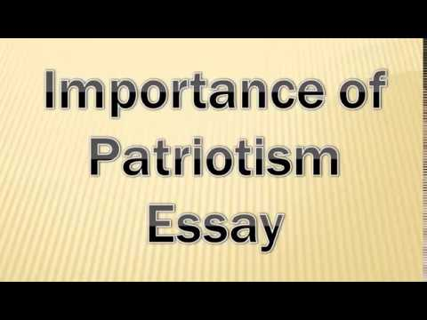Essay On Importance Of Patriotism  English Essay For Class   Essay On Importance Of Patriotism  English Essay For Class  And  High School Essays Samples also Purchase Article Reviews  English Composition Essay