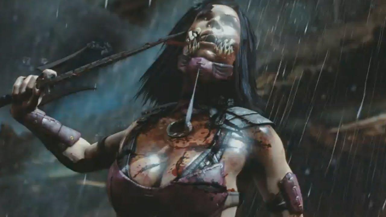 Mortal combat porn pics