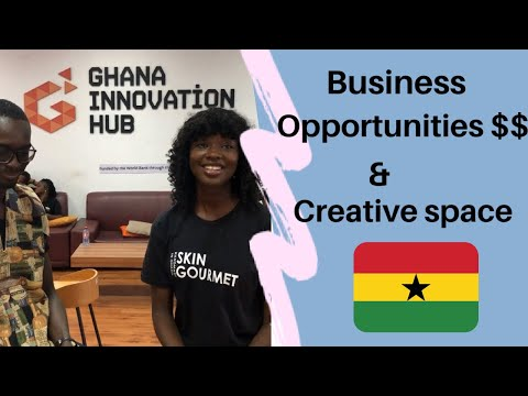 Accra Digital Centre (Innovation Hub)|| the Silicon Valley of Ghana||Business Opportunities