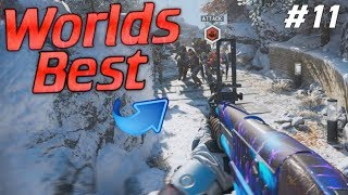 WORLDS BEST! NOSCOPES, NINJA DEFUSERS, CLUTCHES! WEEK 12