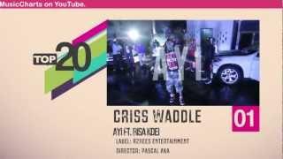 Top 20 Ghana Music Video Countdown - Week #12, 2013.