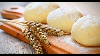 Дрожжевое тесто в хлебопечке! Рецепт теста!