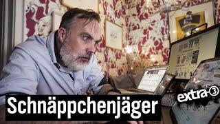 """""""extra 3""""-Familie: Schnäppchenjäger"""