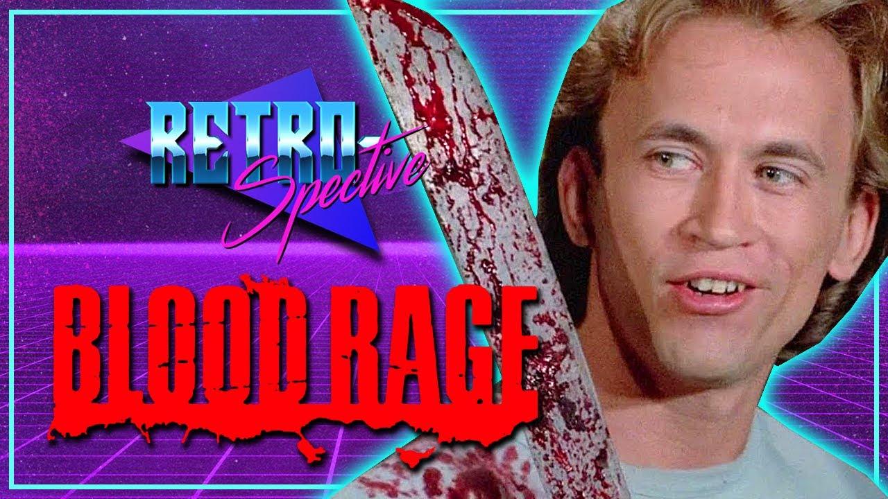 Download Blood Rage (1987) - Retrospective Movie Review
