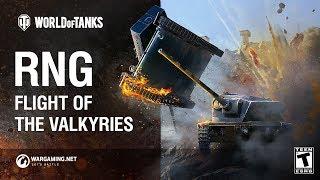 RNG #110 - Flight of the Valkyries