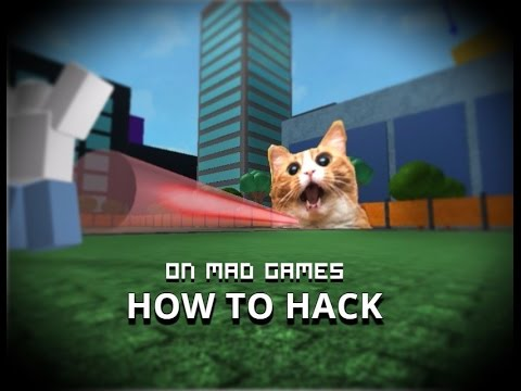 HOW TO HACK ON MAD GAMES (WORK)(PATCHED)