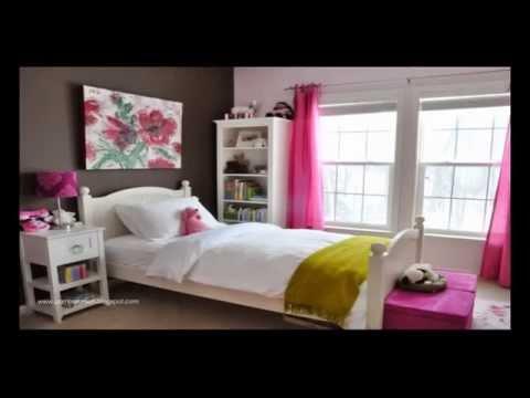 desain kamar tidur untuk anak perempuan youtube