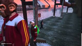 GTA 5 Online Funny Moments   Bullet Proof Helmet, Trolling Ohm, ATV Fun!   YouTube