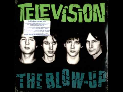 "TELEVISION ""Marquee Moon"" Live 1978"