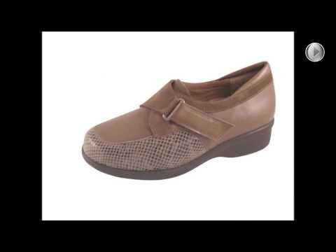 dd0f7880 Zapatos terapéuticos para pies delicados, otoño invierno 2013 - 2014 ...