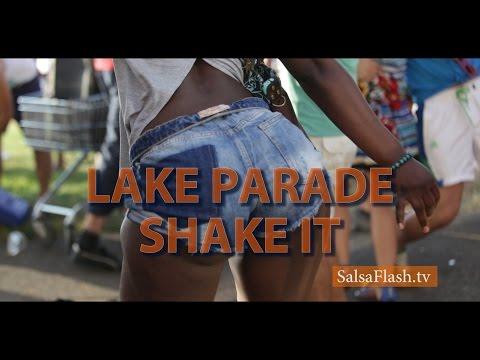 Lake Parade 2015  ● Shake It ● Genève