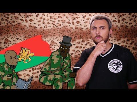 видео: +100500 - Русскоязычные Солдаты Французского Легиона