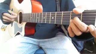 Cover chord gitar lagu sore - Musim 'ujan by carus