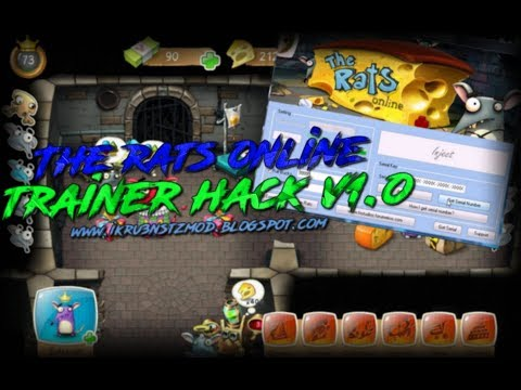 The Rats Online - Trainer Hack v1.0