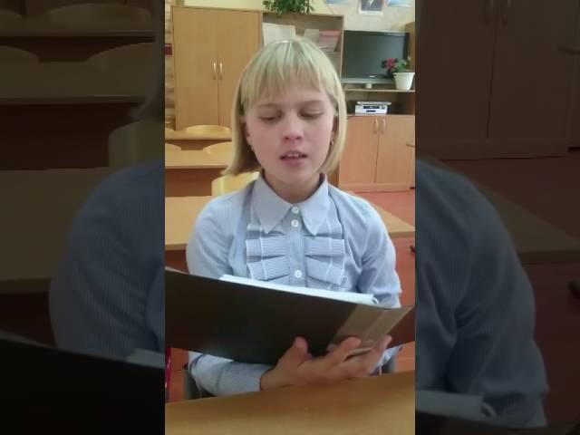 Анна Рёбрушкина читает произведение «Детство» (Бунин Иван Алексеевич)