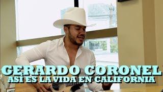 GERARDO CORONEL - ASI ES LA VIDA EN CALIFORNIA (Versión Pepe's Office)