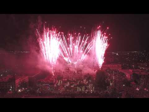 Davie Beatz - Last Year's Amazing View of The Festival of Lights