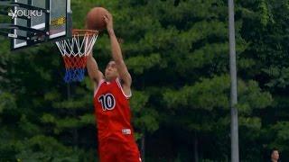 明道《文學英雄》見過明星這麼瘋狂打籃球嗎
