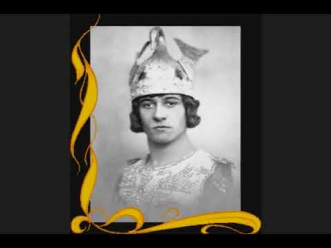 GEORGES THILL SINGS - AUX LORDS LONTAINE - lohengrin - 1931