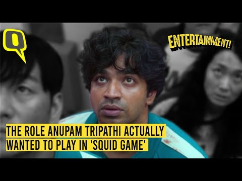 Download Anupam Tripathi - Meet the Indian Actor in 'Squid Game'   The Quint