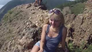 Прогулка Большие Коты Байкал 2016 GoPro 3 WE