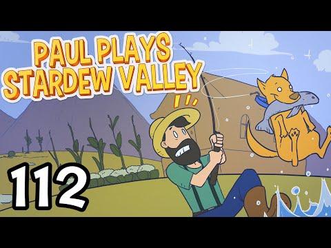 Hidden Secret of the Stardrop Saloon! - Stardew Valley Playthrough - Ep 112