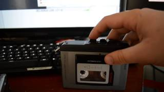 Me demoing my KCS Modem program; I transfer a picture of Mario from...