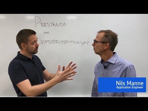 Att välja lager? Roger och Nils förklarar: Hur ska jag tänka när jag ska designa min maskin?