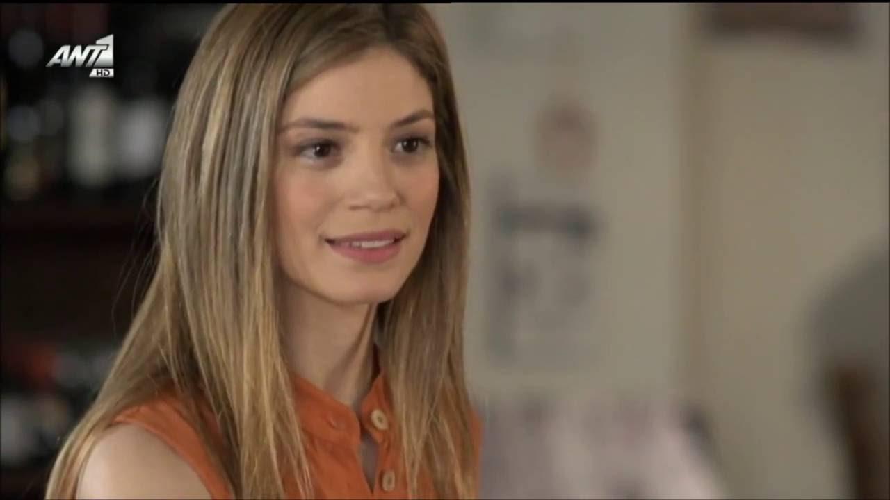 Fiona Georgiadi-Reel: Brousko Ant1 TV Series Season 3 as Alkistis
