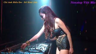 Nonstop Nhạc Sàn Hay Nhất - Việt Mix - Bay Cùng Các DJ Xinh Đẹp Việt Nam Vol.2