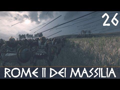 Rome II (DEI): Massilia Episode 26 - Turdetani