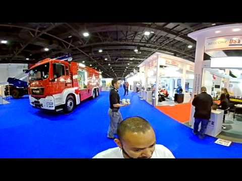 WETEX 2016 Dubai Innovation Hall 360 VR Tour