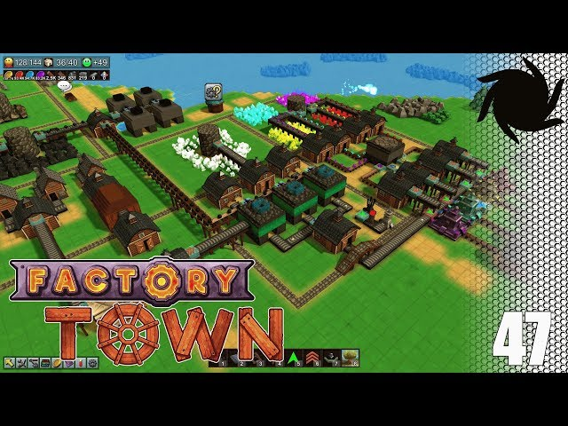 Factory Town - S02E47 - Mana Pipes