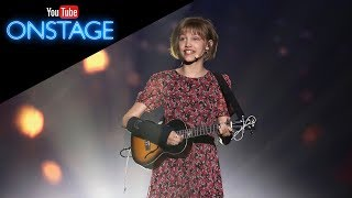 "YouTube OnStage: ""I Don't Know My Name"" - Grace VanderWaal"