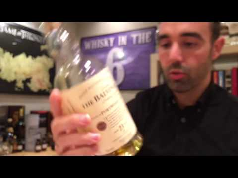 Balvenie 21 Portwood. Whisky in the 6 #135