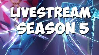 LIVESTREAM #810 | | FORTNITE NEW SEASON, NEW MISSIONS AND NEW PASS
