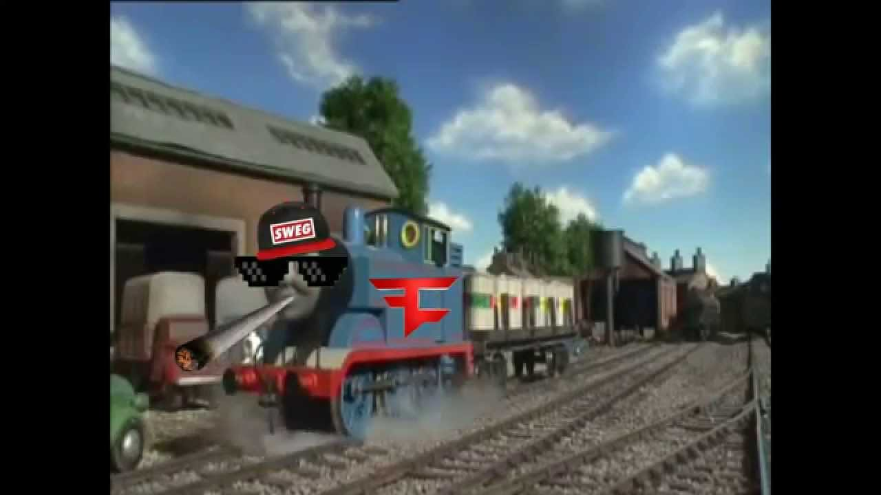 Diesel Engine Working >> MLG Thomas the Tank Engine(Thomas_Da_Dank_Engine) - YouTube
