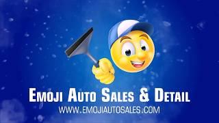 Emoji 3 car wash