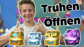 CLASH ROYALE - CHEST OPENING + Livekämpfe! Max Apps