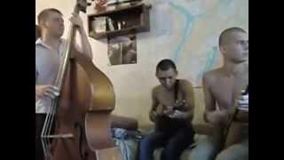 Russian student band playing radio hits