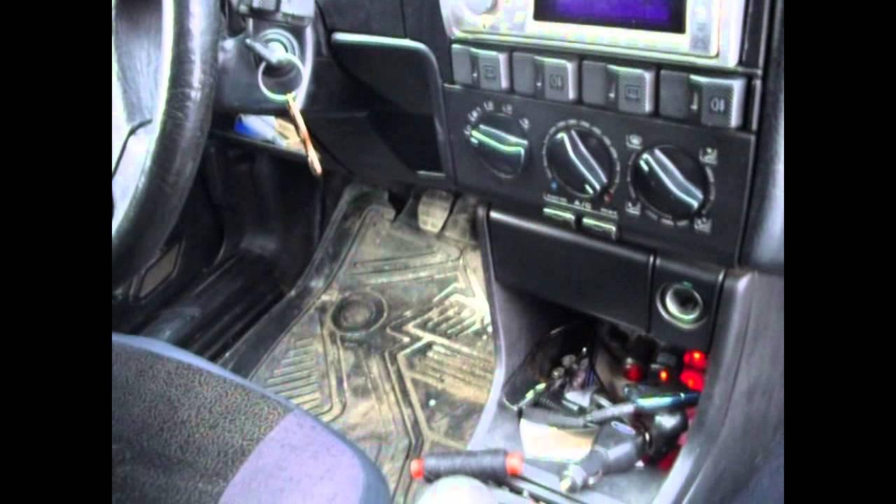 подогрев сидений. VW Passat b3 . пассат. как подключить обогрев сидений