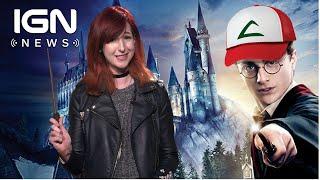 Pokemon Go Dev Working on Harry Potter Game - IGN News