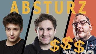 3 YouTuber die komplett abgestürzt sind - Kuchen Talks #335