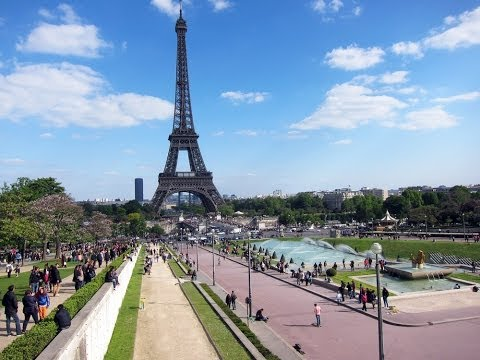 Paris Day 2, Notre Dame, Eiffel Tower, Arc of Triumph