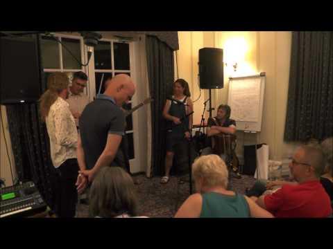 The Tutors Group Performance, Burwell Bash 2017 Tutors Concert