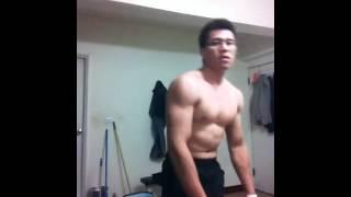 手臂肌肉訓練