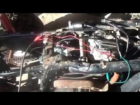 1987 Honda Trx200sx Ignition Hack Using 19 Pit Bike. 1987 Honda Trx200sx Ignition Hack Using 19 Pit Bike. Honda. Honda 200sx Wiring Diagram At Scoala.co